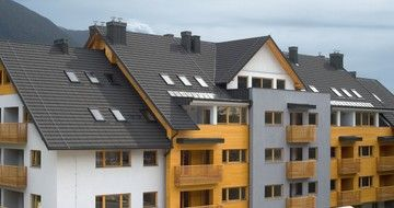Apartment house Kranjska, Slovenia