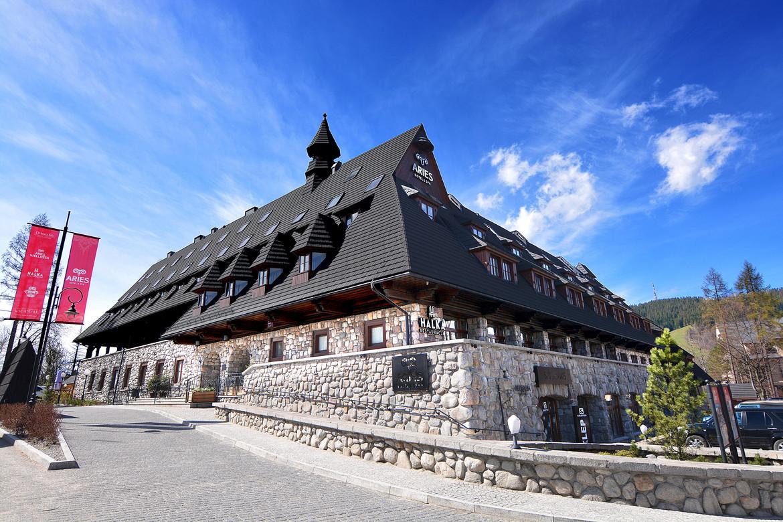 Hotel Aries, Zakopane, Poland