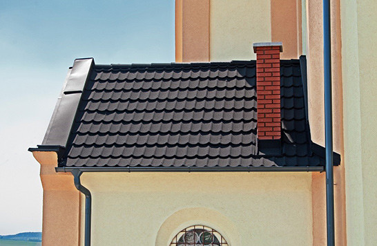Forradalmian új tető az új építésű épületekre