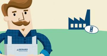 Ismerje meg a GERARD Tetőcsalád gyártóját
