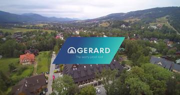 Drónvideó GERARD tetőkről a lengyel Tátrában, Zakopánéból