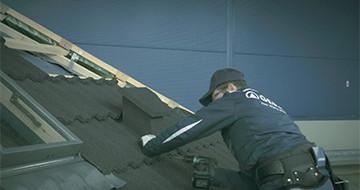 GERARD® Tetőcsalád - Kivitelezési technikák: Gépészeti szellőző elem G15-45 ISO