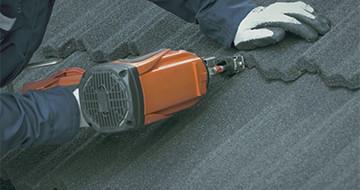 GERARD® Tetőcsalád - Kivitelezési technikák: Szögbelövő